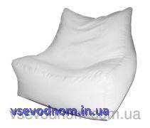 Бескаркасное кресло-лежак из ткани Оксфорд