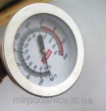 Термометр пищевой механический длинный зонд T89 - до +300 С